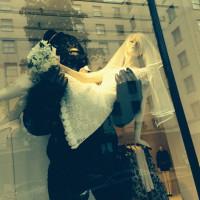 Le marié était en noir