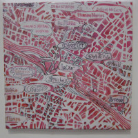 Pink city, Cristina Barroso